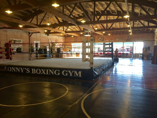 The owner of Sonny's Boxing Gym in Goodyear is raising funds for the Arismendez family.