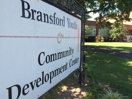 The Bransford Youth Community Center is scheduled to