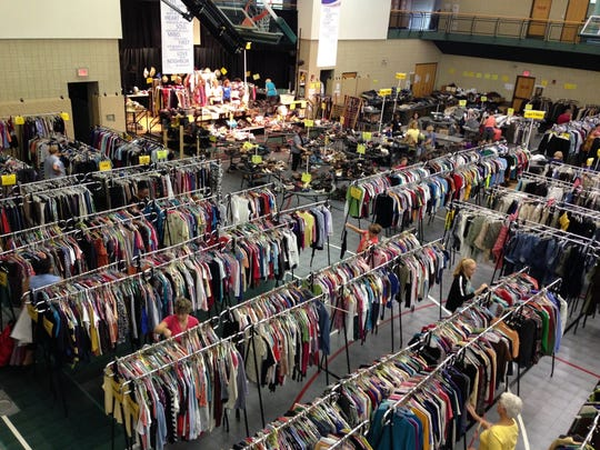 The large Christian Life Center holds thousands of