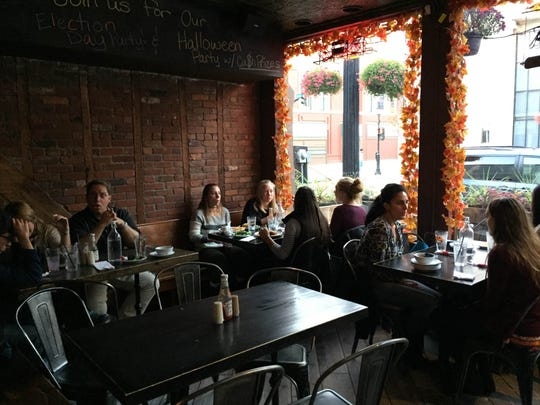 Diners choose The Colonial as a restaurant week destination
