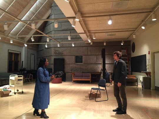 """The Antigone Project"" runs tonight through Saturday at Middlebury College."