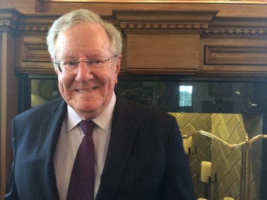 Steve Forbes, chairman and editor-in-chief of Forbes