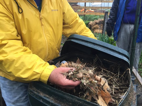 It's all about the soil to no-till gardeners Fred Schmidt