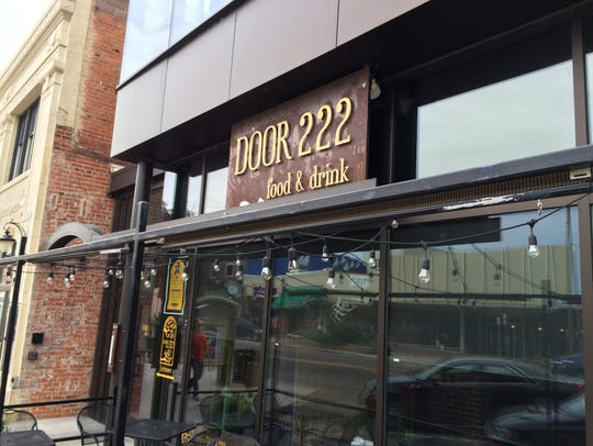 Door 222 Food & Drink is located in downtown Loveland.