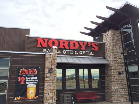 Nordy's BBQ is located in Loveland near the Budweiser