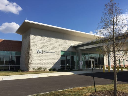 Sneak Peek Veterans Praise New Lafayette Va Clinic