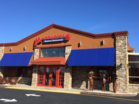 Margaritas Mexican Restaurant opened Tuesday on Route