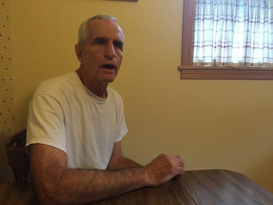 Des Moines resident Bob Lipman lives near where Sgt.