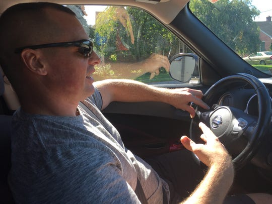 Uber Driver Clayton MacKnight discusses his experiences