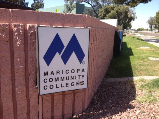 The Maricopa County Community College District office