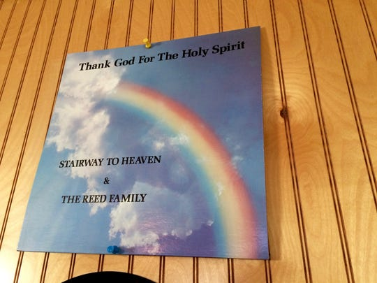 "Reed's band recorded their first album in 1976 entitled ""Thank God for the Holy Spirit"" under the name Stairway to Heaven & The Reed Family."