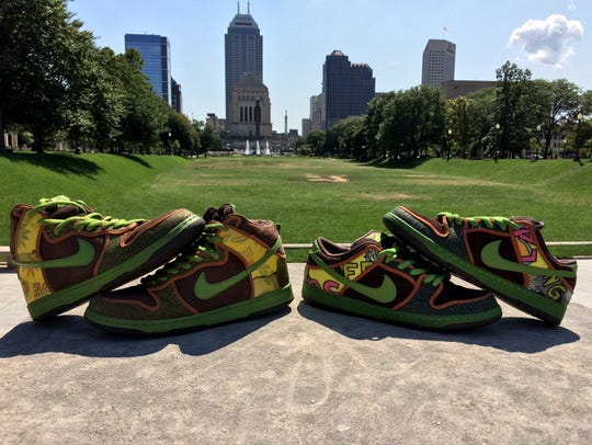 These De La Soul Nike Dunks from Grails were one of