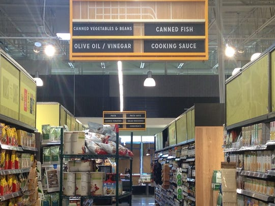 Whole Foods Market opened its doors Sunday to guests