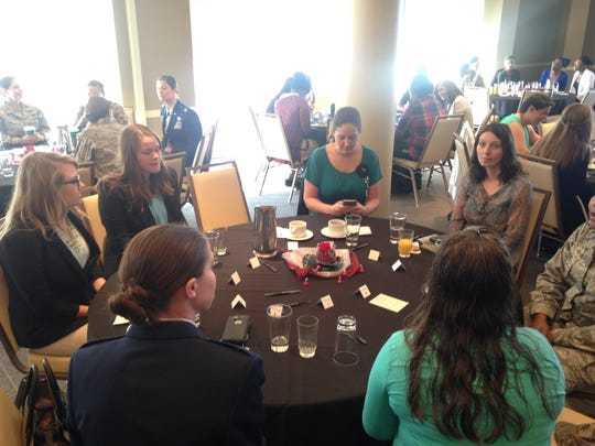 Women Empowering Women was held at the Capitol City Club.