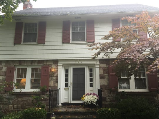 An Airbnb room, a sharing economy arrangement, is rented in this Brighton home.