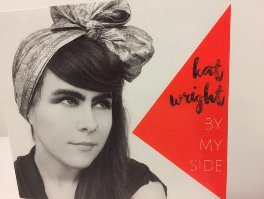 "Kat Wright celebrates her new album, ""By My Side,"""