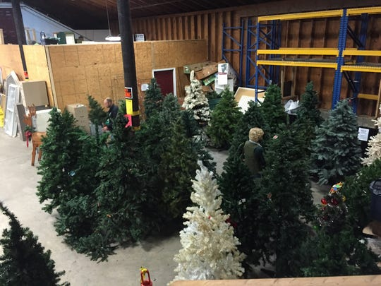 If you are purchasing a new Christmas tree this year, consider donating the old one to Habitat for Humanity's ReStore. Donations to the ReStore are tax deductible and support the Habitat mission.