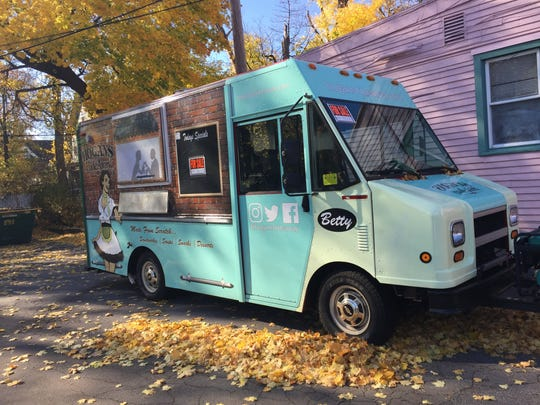 The Hogan's Hideaway food truck is for sale.