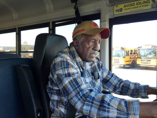 David Wright will begin his 50th year driving a bus for Wilson County Schools in December.