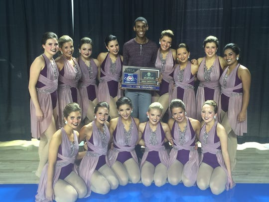 Brentwood Academy's Dance Team won the TSSAA State Dance Team Competition earlier this month.