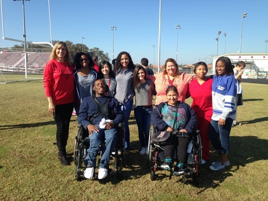 Fundraiser helps SFMHS students get new wheelchairs