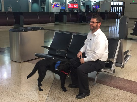 Des Moines Airport Gets Pass On Indoor Dog Bathroom