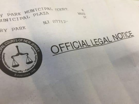 Asbury Park earned $1.4 million in municipal court revenue in 2015.