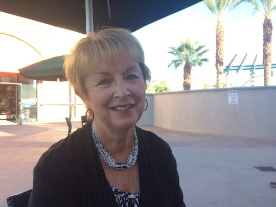 JoAnn Morford is a Desert AIDS Project volunteer being honored with an Everyday Heroes Award on Dec. 1, 2016.