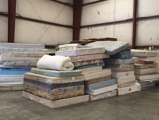 BedHead Mattress Recycling