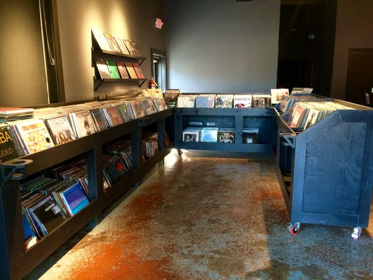 Vinyl Tap Wax & Drafts opens Friday in East Nashville.