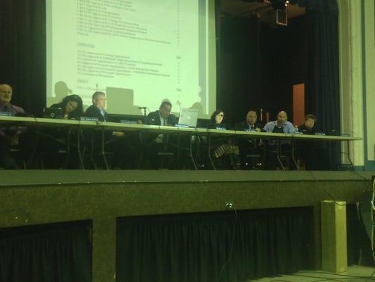 Wood-Ridge Board of Education