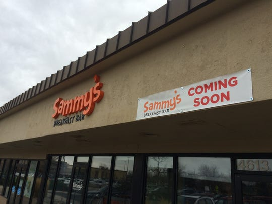 Sammy's Breakfast Bar is scheduled to open in Fort Collins in late December.