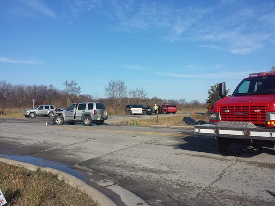 The Livingston County Sheriff's Office and Fenton Township Fire Department responded to the accident.