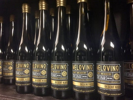 Melovino Meadery offers meads of a wide range.