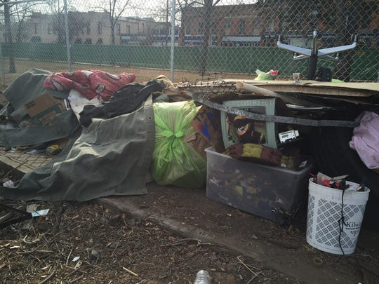 Readers contacted the Coloradoan believing the city might be conducting a 'roundup'' of transient and homeless belongings like what has been done in Denver.