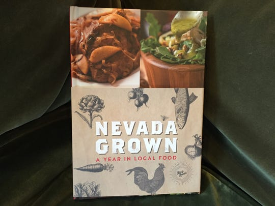 Nevada Grown is a collection of recipes inspired by local food and created by local epicureans. Co-edited by Ann Louhela and Johnathan Wright.