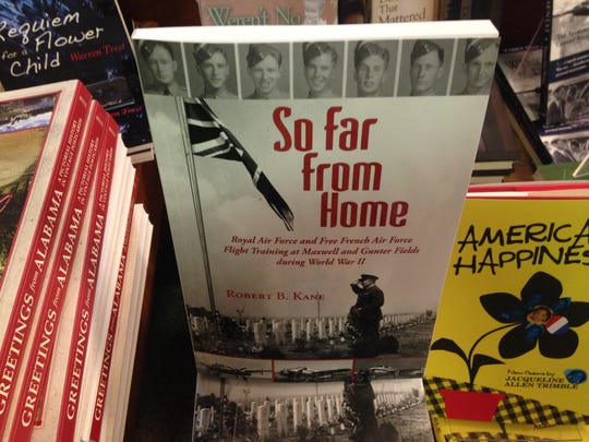 "NewSouth Books host authors for a holiday book signing on Sunday including Dr. Robert Kane's new book, ""So far from Home."""