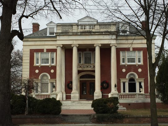 Sheppard Mansion, Hanover