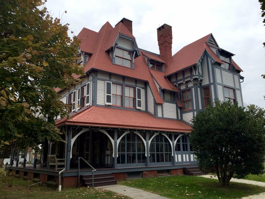 The Emlen Physick Estate in Cape May offers several Christmas-themed tours.