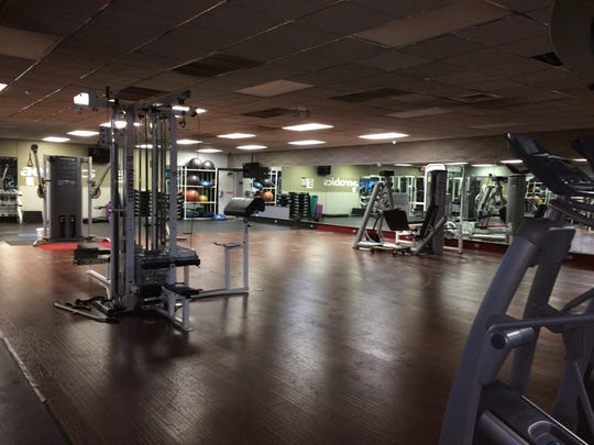 Fitness US closed without warning Thursday, members