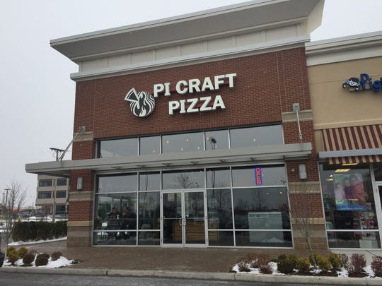 Pi Craft Pizza is at 100 Marketplace Drive in Henrietta.