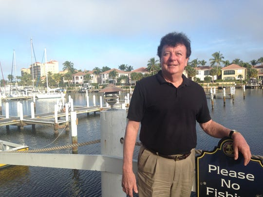 Ron Graves, managing broker, Century 21 Sunbelt Realty/Burnt Store Marina
