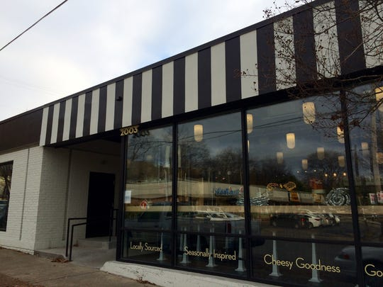 Grilled Cheeserie is opening in a portion of the former
