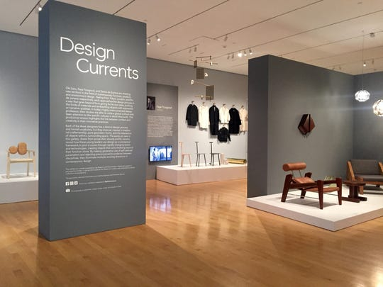 Design Currents honors the work of three young designers and looks at their design process.