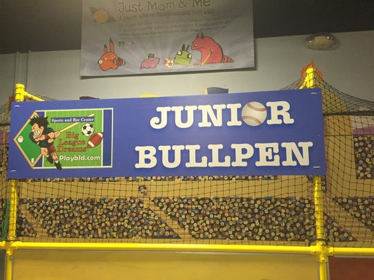 Test your curve ball at Junior Bullpen at the Garden State Discovery Museum in Cherry Hill.