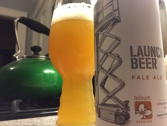 Trillium Launch Beer Pale Ale