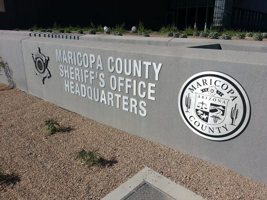 Maricopa County Sheriff's Office Headquarters