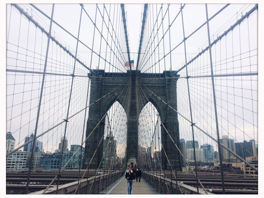 John A. Roebling's final project was The Brooklyn Bridge.