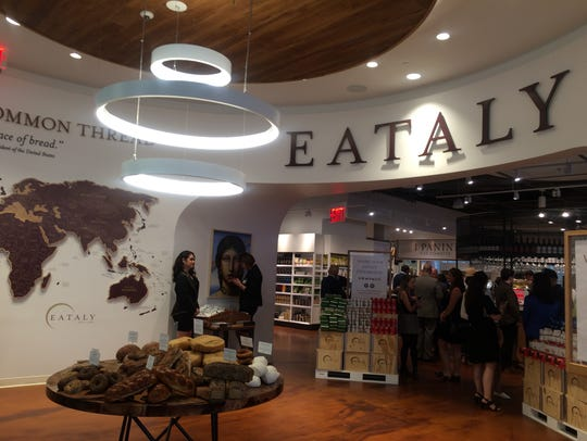 Eataly was the first major food hall to gain significant attention in the United States. It has two New York City locations, as well as food halls in Chicago, Boston, Los Angeles and in its home country (you guessed it), Italy.