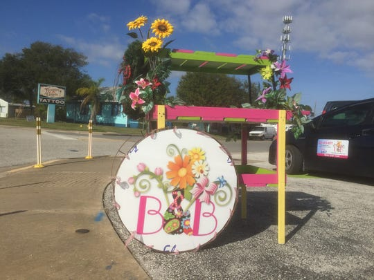 Buds & Bows Floral Design is located at 1365 Cypress